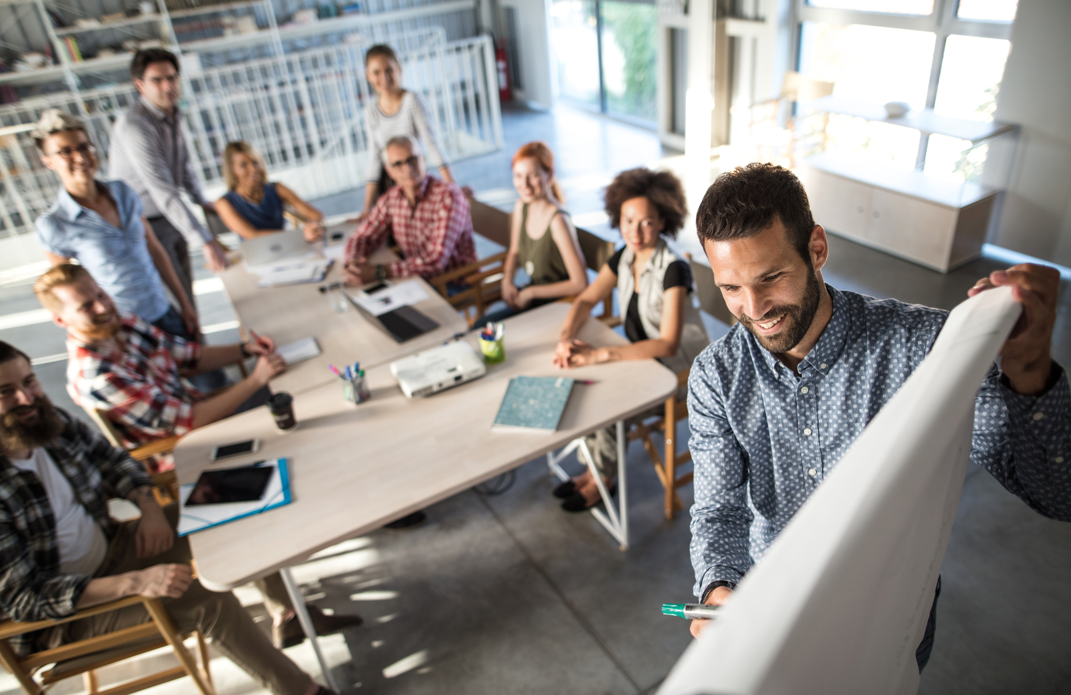 5 Smart tips for printing businesses looking to win new clients